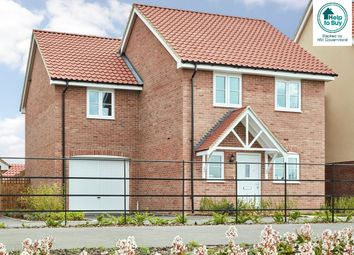 Thumbnail 3 bed terraced house for sale in Fornham Place, Marham Park, Tut Hill, Bury St Edmunds, Suffolk