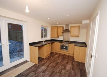 Thumbnail 3 bed property to rent in Fieldhouse Way, The Crossings, Stafford