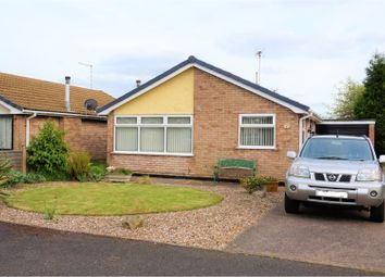 Thumbnail 2 bed detached bungalow for sale in Welbeck Close, Sutton-In-Ashfield