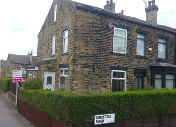 Thumbnail 3 bed end terrace house for sale in Somerset Road, Pudsey