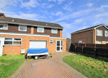 Thumbnail 3 bed end terrace house for sale in Castle Hill Drive, Brockworth, Gloucester