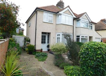 Thumbnail 3 bed semi-detached house for sale in Highfield Avenue, Harwich, Essex