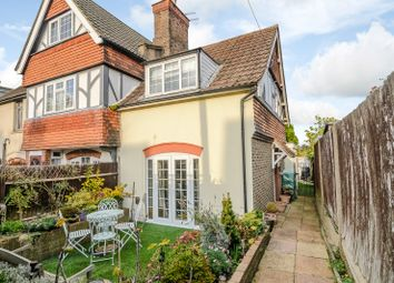 Thumbnail 2 bed end terrace house for sale in Beech Road, Epsom