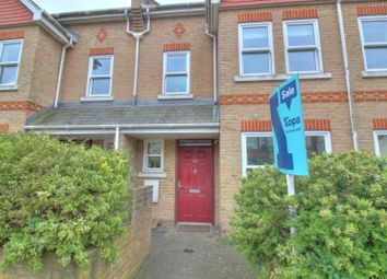 3 bed terraced house for sale in Marmion Road, Hove BN3
