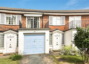 Thumbnail 3 bedroom terraced house for sale in Chestnut Manor Close, Staines-Upon-Thames, Surrey