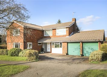 Thumbnail 5 bed detached house for sale in The Deerings, Harpenden, Hertfordshire