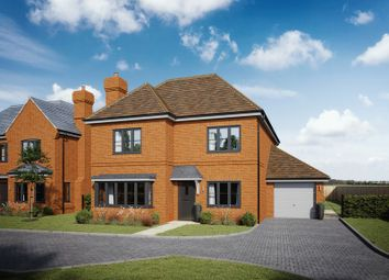 Thumbnail 4 bed detached house for sale in Ashfields Lane, East Hanney, Wantage
