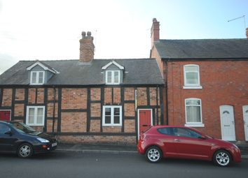 Thumbnail 1 bed terraced house to rent in Highgate, Whitchurch, Shropshire