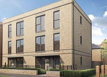 "Thumbnail 4 bedroom semi-detached house for sale in ""Maison"" at Hauxton Road, Trumpington, Cambridge"
