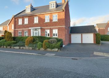 Thumbnail 5 bed detached house to rent in Pastures Drive, Weston, Crewe