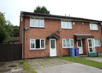 Thumbnail 2 bed end terrace house to rent in Pinewood Avenue, West Derby, Liverpool, Merseyside