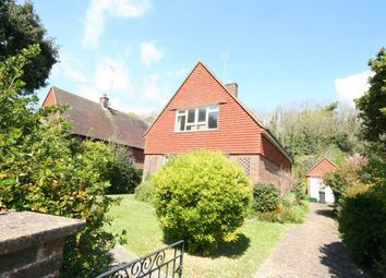Thumbnail 2 bed detached house for sale in Parkway, Eastbourne, East Sussex