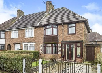 Thumbnail 3 bed semi-detached house to rent in Hillside Road, Huyton, Liverpool