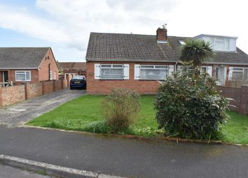 Thumbnail 2 bed semi-detached bungalow for sale in Quantock Rise, Pawlett, Bridgwater