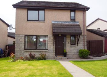 Thumbnail 3 bed detached house to rent in Buckie Close, Bridge Of Don