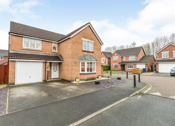 Thumbnail 4 bed detached house for sale in Hedgerows Road, Leyland, Lancashire