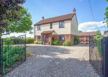 Thumbnail 3 bed detached house for sale in Fakenham Road, Tittleshall, King's Lynn