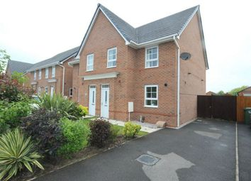 Thumbnail 4 bed semi-detached house for sale in Leighton Drive, St. Helens