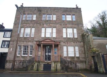 Thumbnail 2 bed flat for sale in Somerset House, Duke Street, Whitehaven, Cumbria