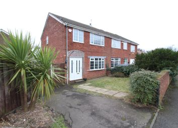 3 bed semi-detached house for sale in Coxley Crescent, Netherton, Wakefield, West Yorkshire WF4