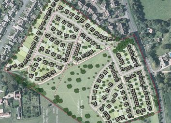 Thumbnail Land for sale in North Pickenham Road, Swaffham