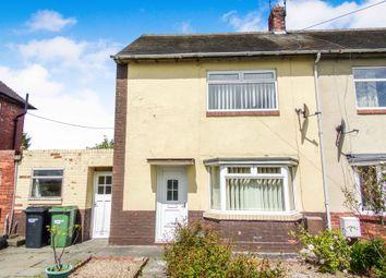 Thumbnail 2 bed semi-detached house for sale in Hartlands, Bedlington