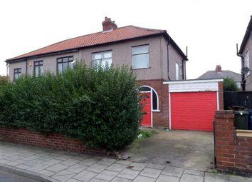 Thumbnail 3 bedroom semi-detached house to rent in Hoyle Avenue, Fenham
