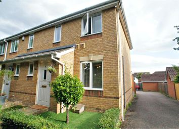 Thumbnail 2 bed end terrace house for sale in Foxwood Chase, Waltham Abbey