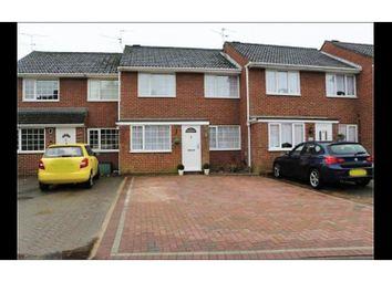 Thumbnail 3 bed terraced house for sale in Hazel Avenue, Farnborough