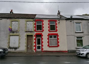3 bed terraced house for sale in Brook Street, Bleanrhondda, Tynewydd, Rct. CF42