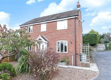 Thumbnail 3 bed detached house for sale in Howard Close, Bothenhampton, Bridport