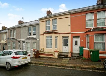 2 bed terraced house for sale in Second Avenue, Camels Head, Plymouth PL2