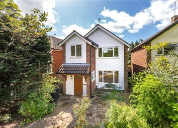 Thumbnail 3 bed detached house for sale in Gainsborough Avenue, St. Albans, Hertfordshire