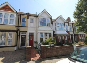 Thumbnail 4 bed terraced house for sale in Clive Avenue, Hastings, East Sussex