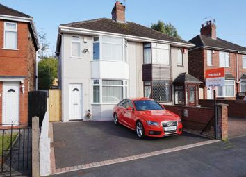Thumbnail 2 bed semi-detached house for sale in Star & Garter Road, Lightwood, Stoke-On-Trent