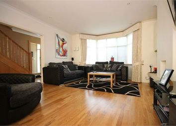 Thumbnail 5 bedroom semi-detached house to rent in Geary Road, Dollis Hill, London