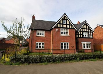 Thumbnail 5 bed detached house for sale in Broomfields, Somerford, Congleton