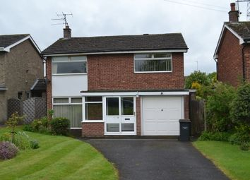 Thumbnail 4 bed detached house for sale in New Road, Madeley, Crewe