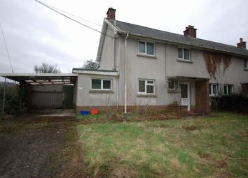 Thumbnail 3 bed semi-detached house for sale in Penrhyncoch, Aberystwyth