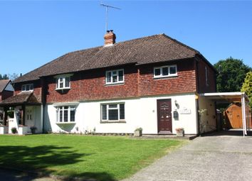Thumbnail 3 bed semi-detached house to rent in Prince Of Wales Road, Outwood, Redhill