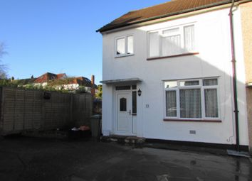 Thumbnail 3 bed semi-detached house to rent in Clarendon Green, St Paul's Cray
