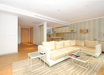 Thumbnail 2 bed flat to rent in Three Quays Apartments, 40 Lower Thames Street, London