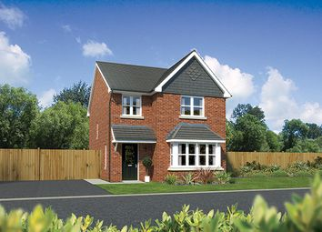 "Thumbnail 4 bed detached house for sale in ""Parkwood"" At Arrowe Park Road, Upton, Wirral CH49, Upton, Wirral,"