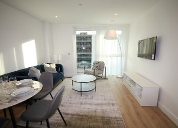 Thumbnail 2 bed flat to rent in Montpellier House, 15 Glenthorne Road, London