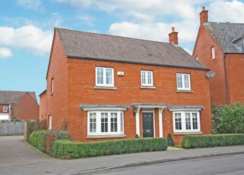 Thumbnail 4 bed detached house for sale in Coton Park Drive, Coton Meadows, Rugby, Warwickshire