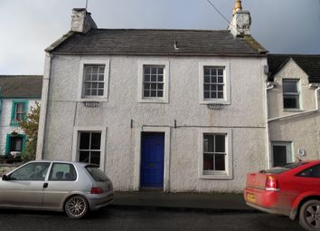 Thumbnail 3 bed end terrace house for sale in St John Street, Whithorn
