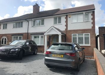 Thumbnail 4 bed semi-detached house for sale in Byron Road, South Croydon