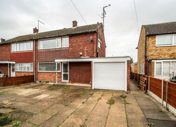 Thumbnail 3 bed semi-detached house for sale in Fennell Road, Pinchbeck, Spalding