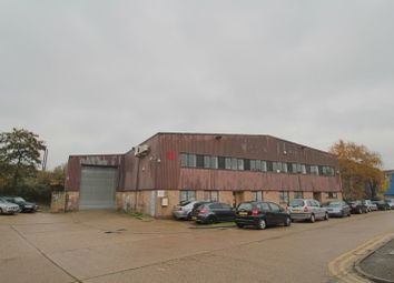 Thumbnail Industrial to let in Grand Union Industrial Estate, Abbey Road, London