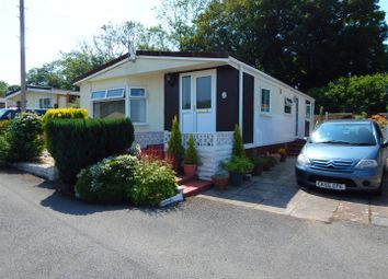 Thumbnail 2 bedroom lodge for sale in Cannisland Park, Parkmill, Swansea